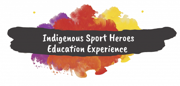 Indigenous Sports Heroes Education Experience - Logo